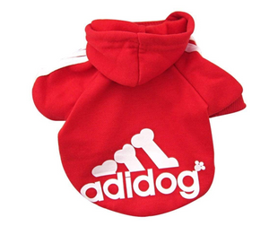 The Basic Adidog - Red