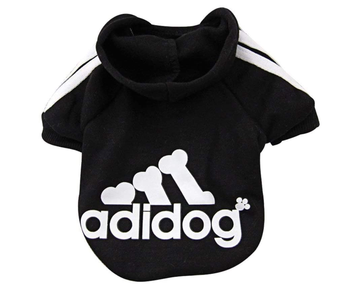The Basic Adidog - Black