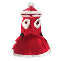 "Load image into Gallery viewer, ""Mrs. Claus"" Christmas Costume"