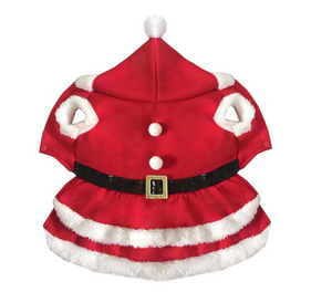 """Mrs. Claus"" Christmas Costume"