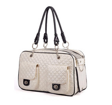 Load image into Gallery viewer, Quilted Coco Carrier - White