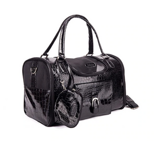 Lets Go Shopping Carrier - Black