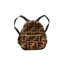 Load image into Gallery viewer, Furry Backpack