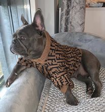 "Load image into Gallery viewer, ""Furry Friends 4 Life"" Furendi Wool Sweater"