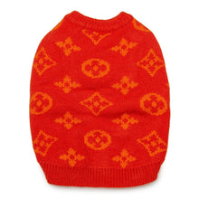 Load image into Gallery viewer, Love Me Knit Sweater - Orange