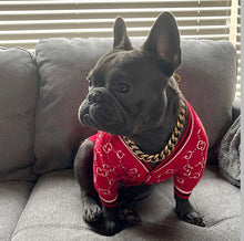 Load image into Gallery viewer, Pucci Classy Dog Cardigan