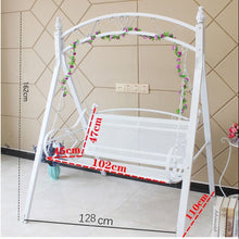 Load image into Gallery viewer, Metal Patio Swing - Pre Order Deposit