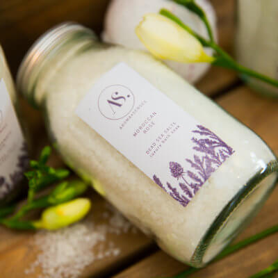 Aroma Senses Dead Sea Bath Salts