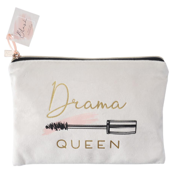 BLUSH DRAMA QUEEN Beauty Bag