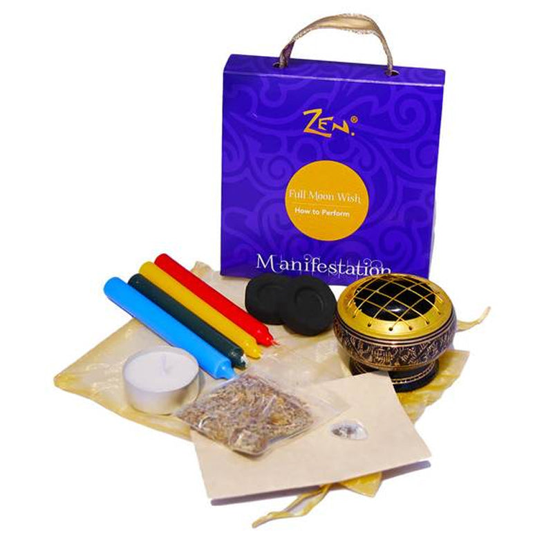 Zen Full Moon Wish Kit
