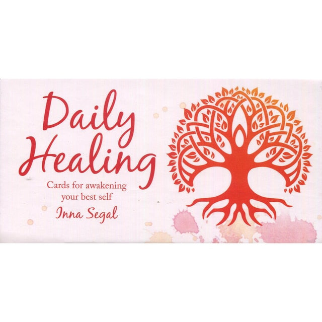 Daily Healing Mini Cards - Inna Segal