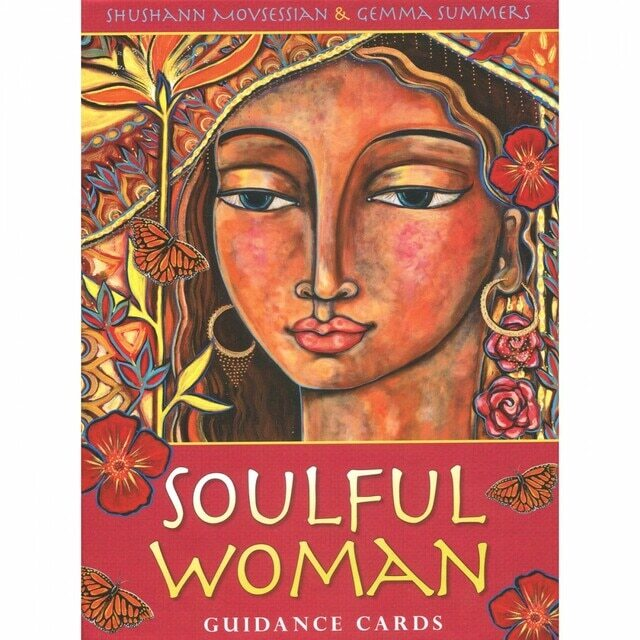 Soulful Woman Guidance Cards - Shushann Movsessian