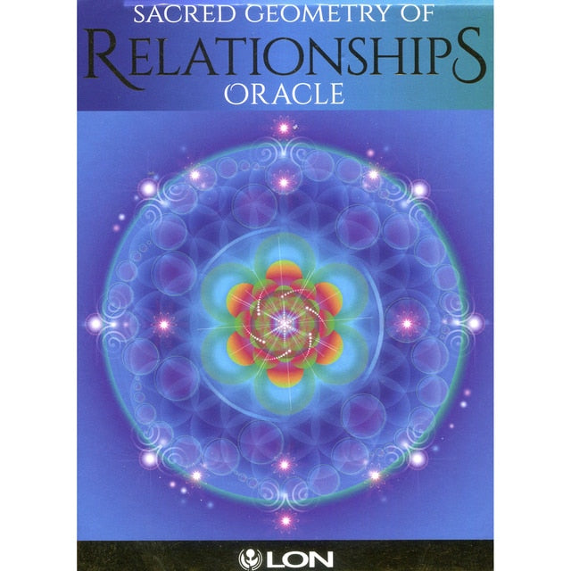 Sacred Geometry of Relationships Oracle - Lon