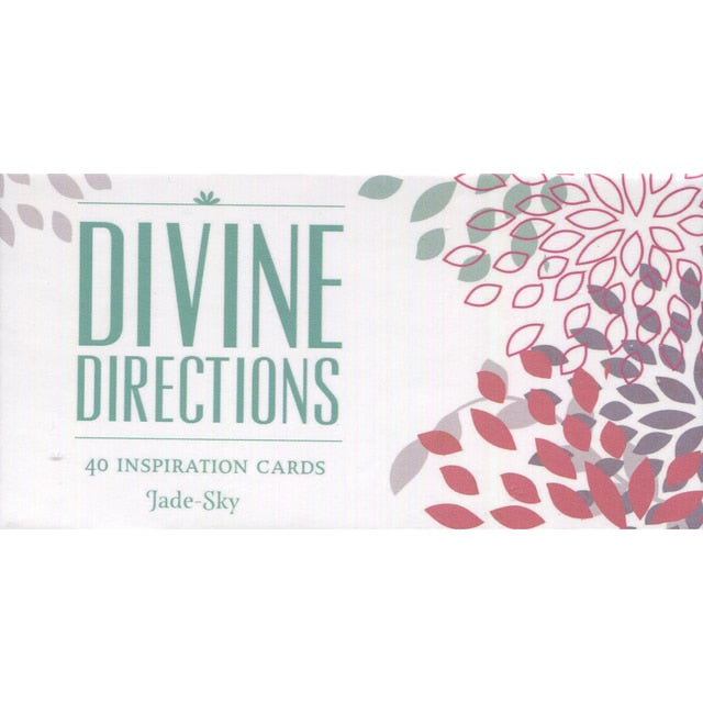 Divine Directions Mini Cards - Jade Sky