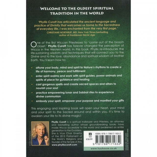 Wicca Made Easy - Phyllis Curott