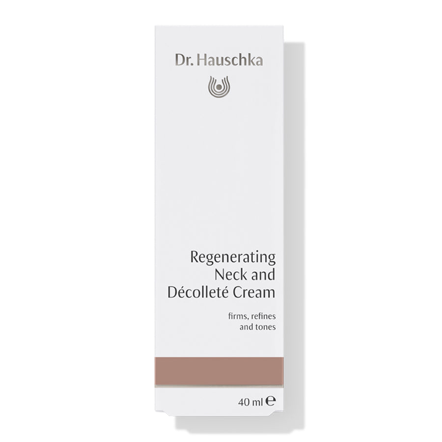 Dr. Hauschka Regenerating Neck and Décolleté Cream (40ml)