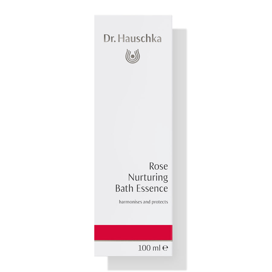 Dr. Hauschka Rose Nurturing Bath Essence (100ml)