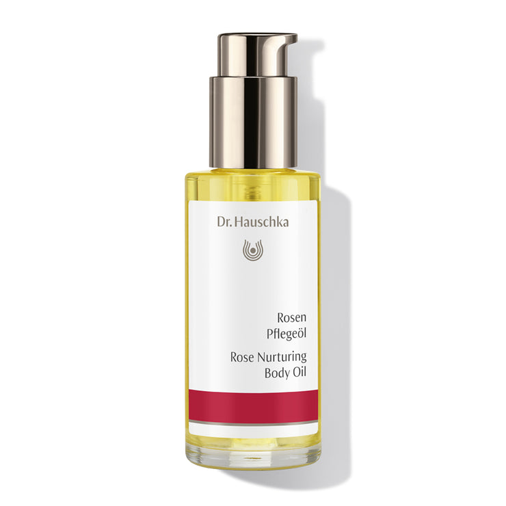 Dr. Hauschka Rose Nurturing Body Oil (75ml)