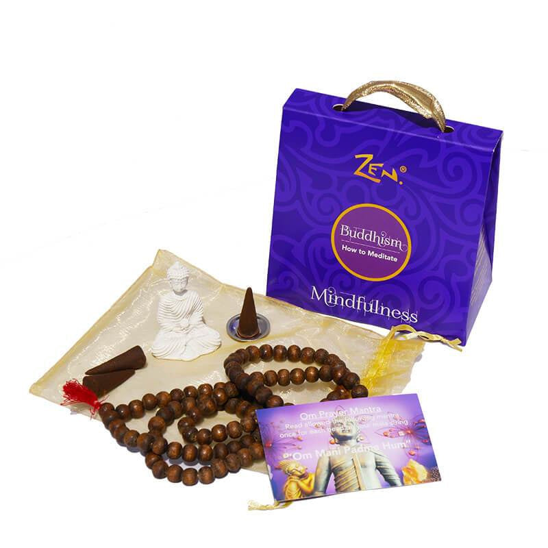 Zen How to Meditate Kit
