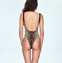 Load image into Gallery viewer, The Leopard Bodysuit