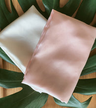 Load image into Gallery viewer, Pink Silk Pillowcase