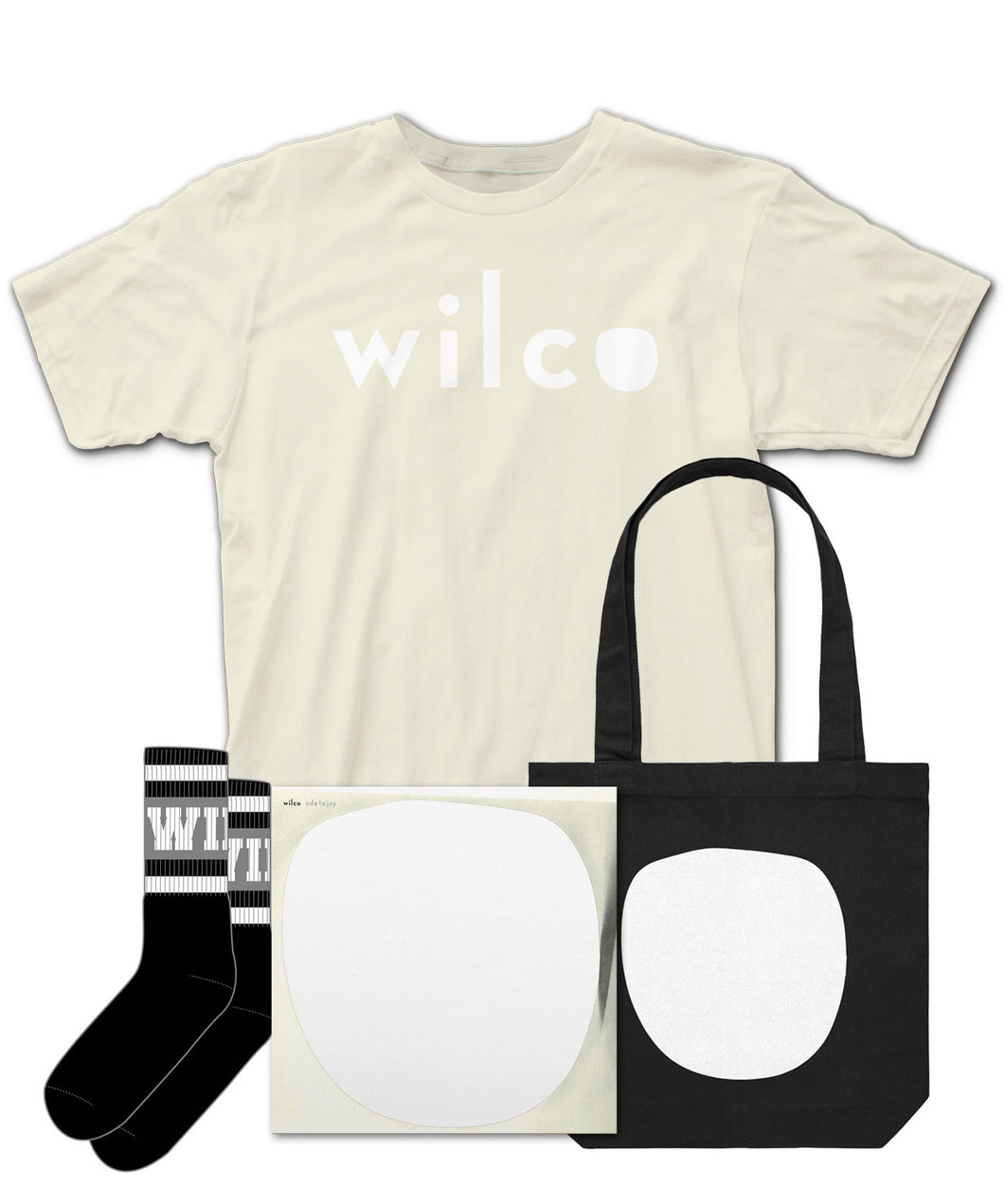 Ode to Joy LP + T-shirt + Tote + Socks