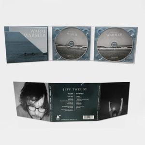 WARM / WARMER 2xCD Set - Domestic Shipping Included