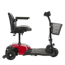 Load image into Gallery viewer, Drive DeVilbiss Bobcat X3 Compact Transportable Power Mobility Scooter 3-Wheel