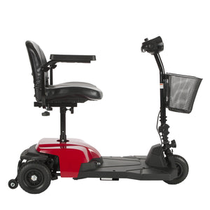 Drive DeVilbiss Bobcat X3 Compact Transportable Power Mobility Scooter 3-Wheel