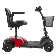 Load image into Gallery viewer, Drive DeVilbiss Bobcat X4 Compact Transportable Power Mobility Scooter 4-Wheel