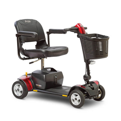 Pride® Go-Go Elite Traveller Plus 4-Wheel   FDA Class II Medical Device*
