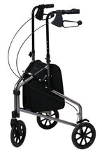 Load image into Gallery viewer, Lumex 3-Wheel Cruiser, Aluminum Rollator