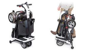 Pride® Go-Go Folding Scooter      FDA Class II Medical Device*