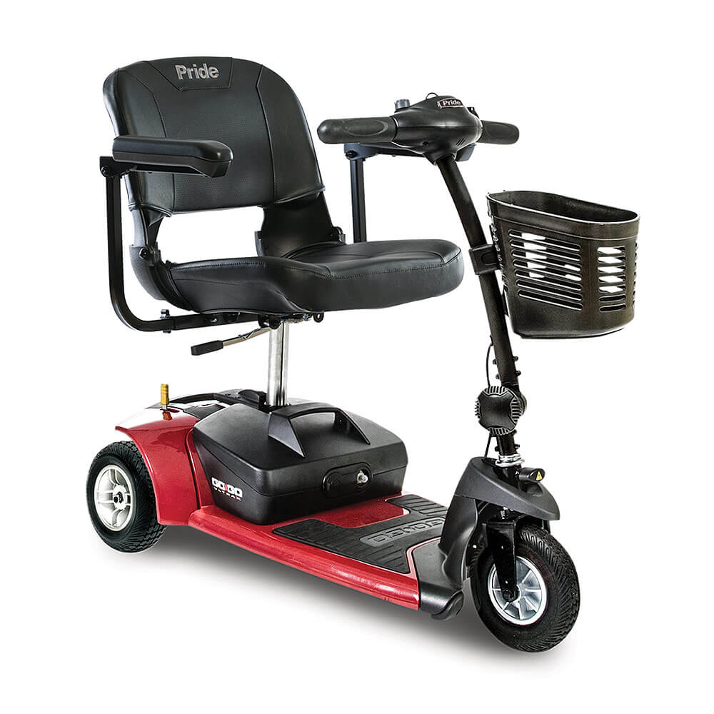 Pride® Go-Go Ultra X 3-Wheel