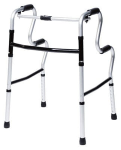 Lumex UpRise Onyx Folding Walker
