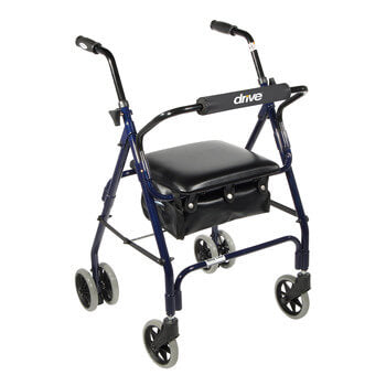 Mimi Lite Push Brake Walker Rollator