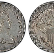 US Draped Bust Dollar Coins