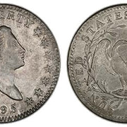 US Flowing Hair Half Dollar Coins