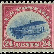 US C-Airmail Stamps