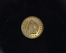 1903 Indian Head BU MS-64 Red Obverse - US Coin - Huntington Stamp and Coin