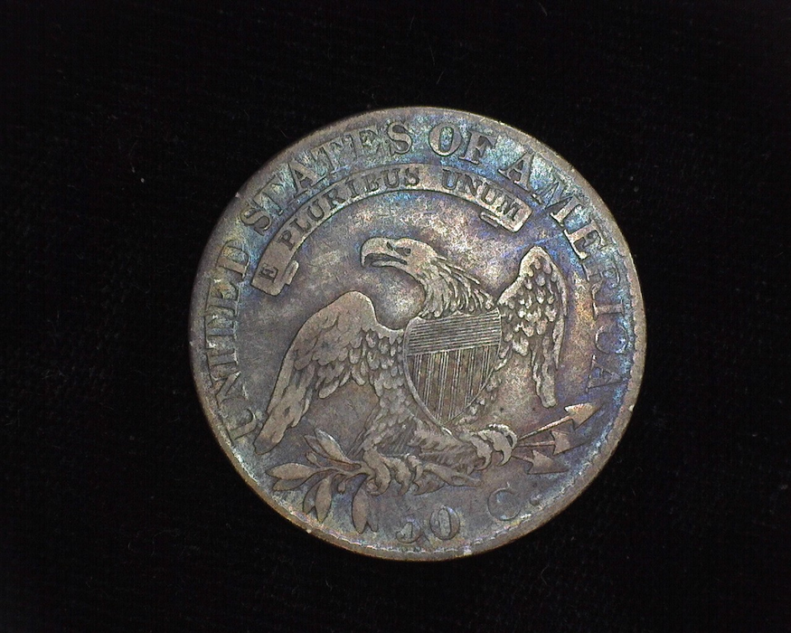 1824 Capped Bust F Reverse - US Coin - Huntington Stamp and Coin