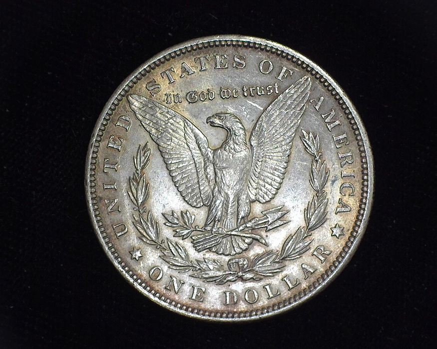 1894 Morgan AU Reverse - US Coin - Huntington Stamp and Coin