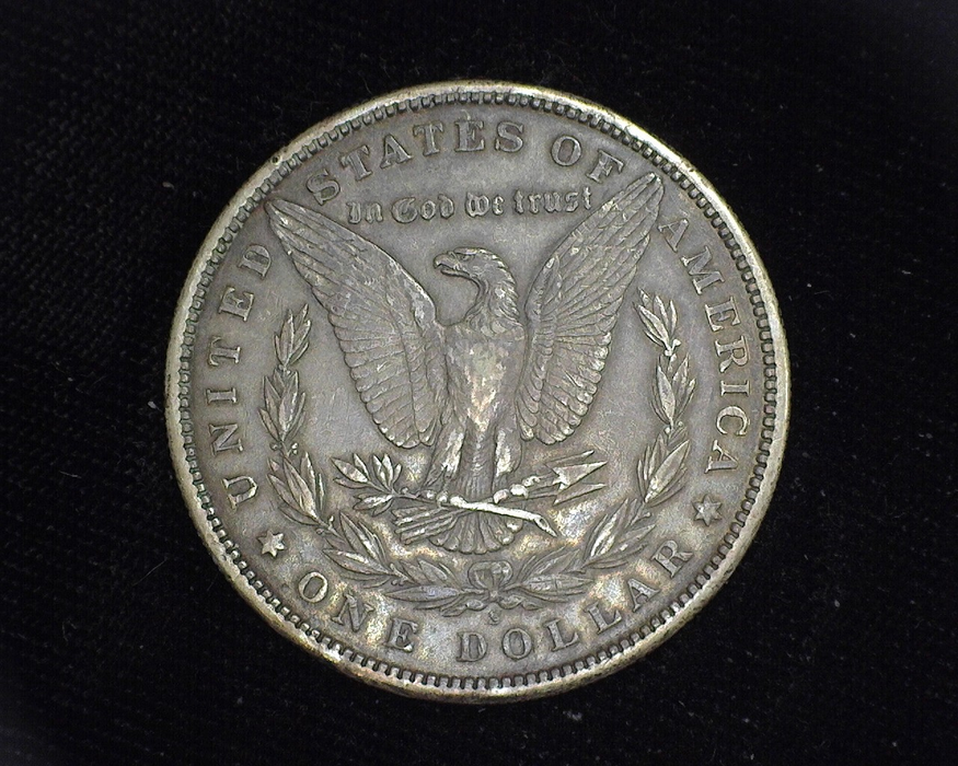 1899 S Morgan XF Reverse - US Coin - Huntington Stamp and Coin