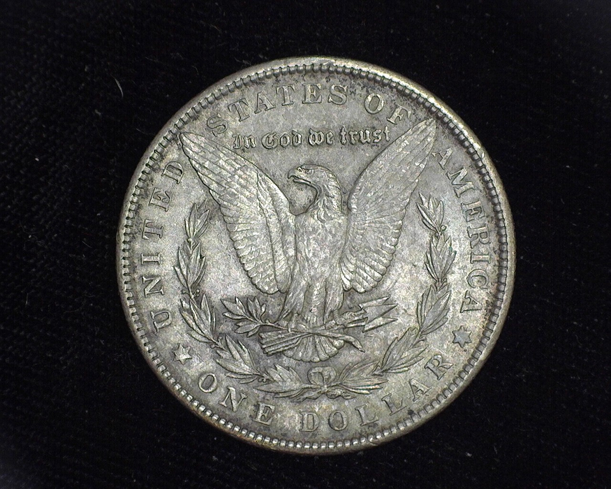 1904 Morgan BU MS-64 Reverse - US Coin - Huntington Stamp and Coin