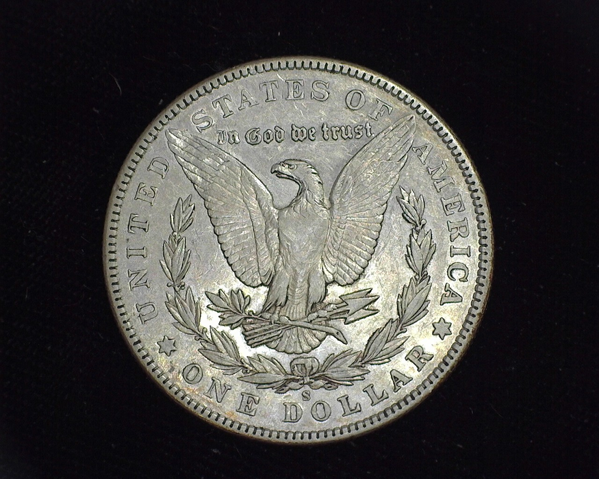 1904 S Morgan XF Reverse - US Coin - Huntington Stamp and Coin