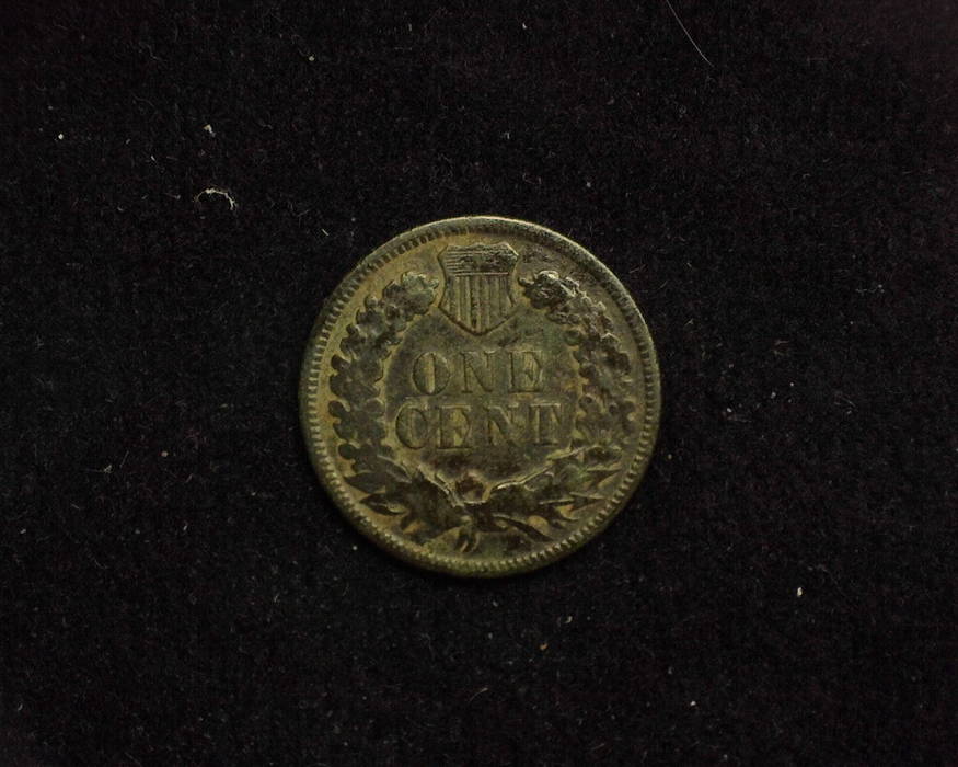 1874 Indian Head F Reverse - US Coin - Huntington Stamp and Coin