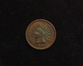 1895 Indian Head XF/AU Obverse - US Coin - Huntington Stamp and Coin