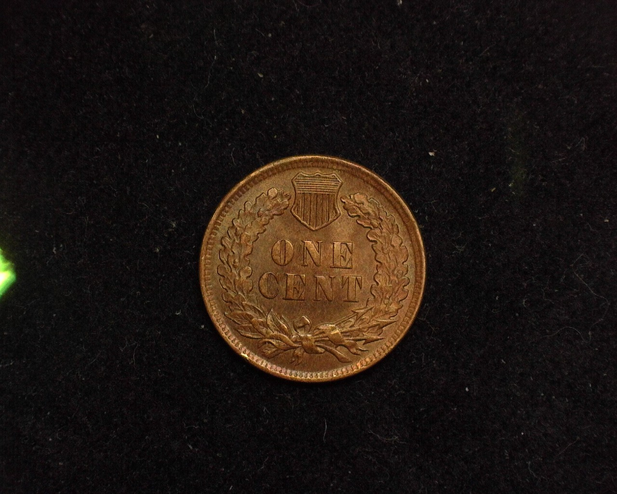 1906 Indian Head BU MS-64 Reverse - US Coin - Huntington Stamp and Coin