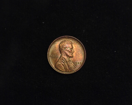 HS&C: 1909 VDB Cent Lincoln Wheat BU Coin