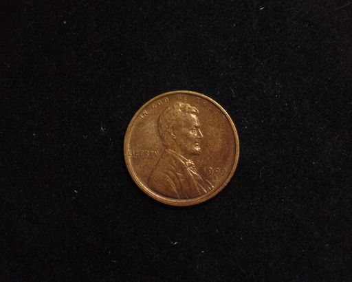 HS&C: 1909 S Cent Lincoln Wheat UNC Coin